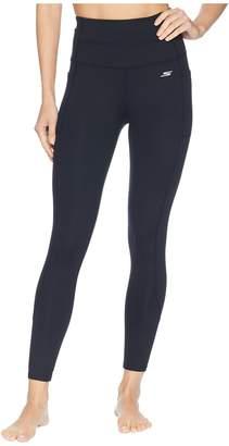 Skechers Performance Go Walk Go Flex 7/8 High-Waisted Backbend Leggings Women's Casual Pants