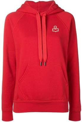 Etoile Isabel Marant classic brand hoodie