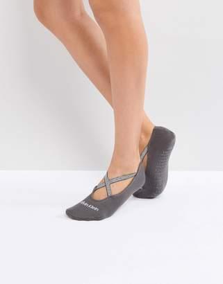 Calvin Klein Sparkle Ballet Liner Sock