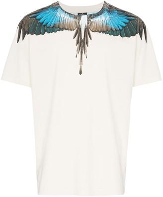 Marcelo Burlon County of Milan Wings print T-shirt