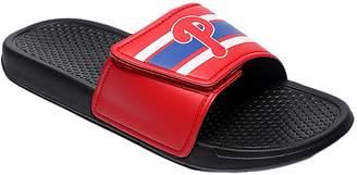 DAY Birger et Mikkelsen Men's Forever Collectibles Philadelphia Phillies Legacy Slide Sandals