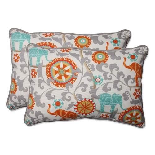 Hardy Outdoor Lumbar Pillow