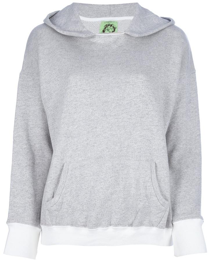 Water 'Po' hooded sweatershirt