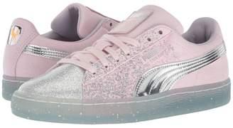 Puma x Sophia Webster Suede Glitter Princess Sneaker Women's Shoes