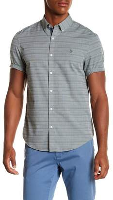 Original Penguin Striped Button Down Shirt