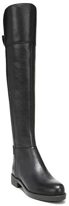 Franco Sarto Christine Leather Over-The-Knee Boots $189 thestylecure.com