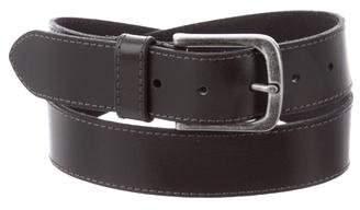 Frye Leather Waist Belt