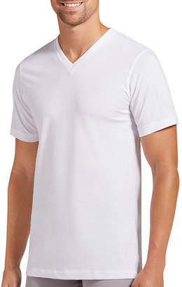 Jockey 3 Pair Slim Fit V-Neck T-Shirt - Men's