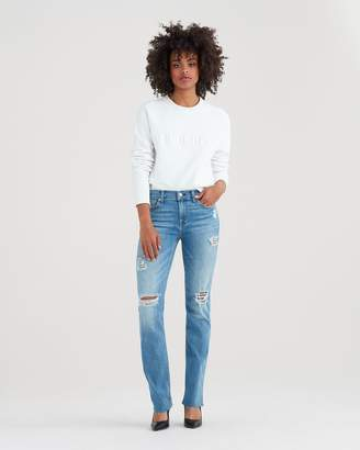 7 For All Mankind Dylan with Raw Hem and Destroy in Heritage Valley
