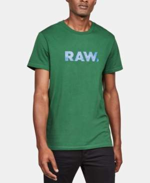 G Star Raw Men's Logo T-Shirt, Created for Macy's