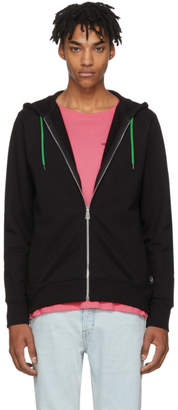 Paul Smith Black Zip Hoodie