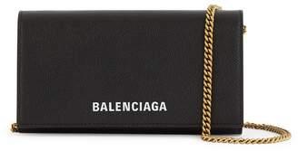 Balenciaga Calf skin leather wallet