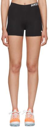 Nike Black Dri-Fit Tech Pro Base Layer Shorts