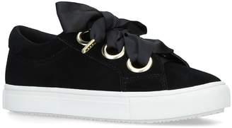 Kurt Geiger London Twirl Suede Sneakers