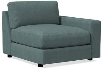 west elm Right Arm Chair - Extra Deep