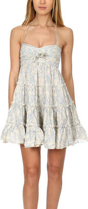 Zimmermann Helm Ethnic Tier Dress