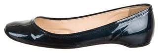 Christian Louboutin Patent Leather Loafers