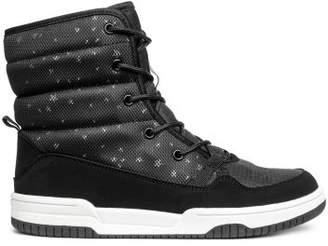 H&M Waterproof boots - Black