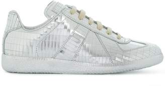 Maison Margiela metallic Replica sneakers