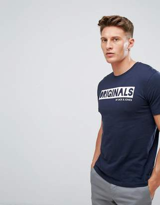Jack and Jones Originals Crew Neck T-Shirt