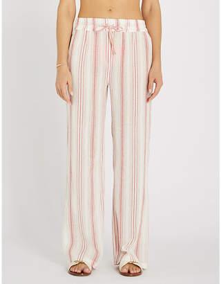 Melissa Odabash Krissy cotton trousers