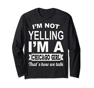 I'M A Chicago Girl Long-Sleeve-Tee For Special
