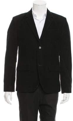 Marc by Marc Jacobs Corduroy Two-Button Blazer