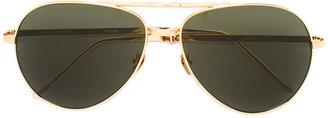 fold-up aviator sunglasses