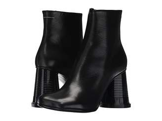 MM6 MAISON MARGIELA Hollow Cup Heel Boot
