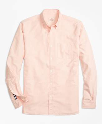 Brooks Brothers Supima Cotton Oxford Sport Shirt