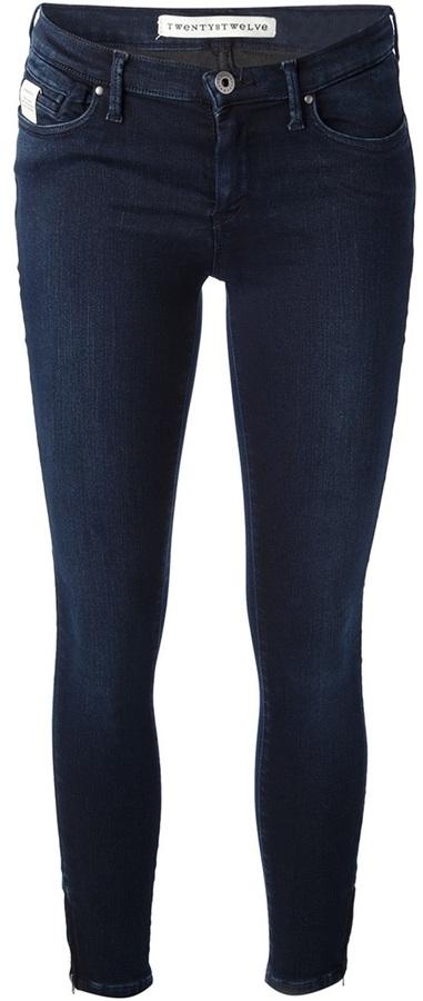 Twenty8Twelve stretch skinny jean