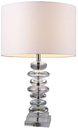 Dimond Trump Home Madison 3-Way Crystal Table Lamp