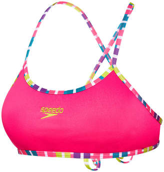 Speedo Womens Fiesta Tie-Back Swim Top