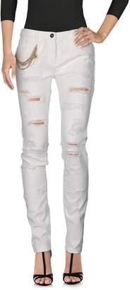 Elisabetta Franchi Denim pants - Item 42611507DC