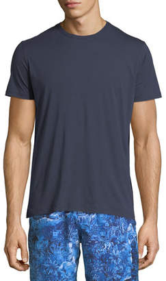 Derek Rose Riley Crewneck Jersey T-Shirt