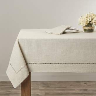 Laurèl Foundry Modern Farmhouse Kitt Hemstitched Tablecloth