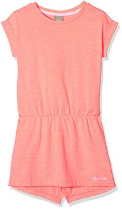 Bench Girl's Easy Tee Dress,(Manufacturer Size: 13-14)