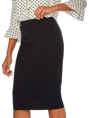 Dorothy Perkins Textured Pencil Skirt