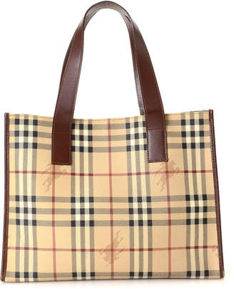Burberry Tote Bag - Vintage