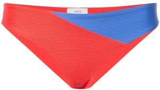 Onia colour block Lily bikini bottoms