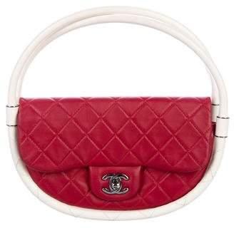 Chanel Mini Hula Hoop Flap Bag