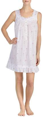 Eileen West Short Lawn Nightgown