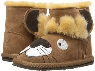 Emu Leo Lion Walker Kids Shoes