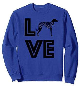 Cute & Funny Sloughi Dog | Pet Lover Gift Sweatshirt G002458