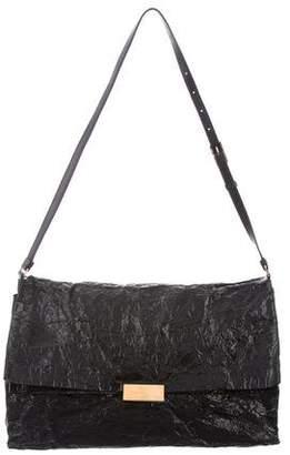 Stella McCartney Patent Vegan Leather Beckett Bag