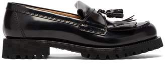 Church's Catrina Tassel Leather Loafers - Womens - Black