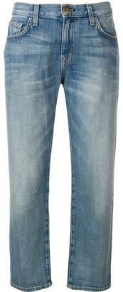 Current/Elliott Superloved straight jeans