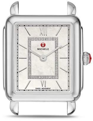 Michele Deco Watch Head, 27mm
