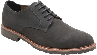 Banana Republic Holm Suede Lug-Sole Oxford
