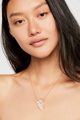 Malia Arrowhead Necklace